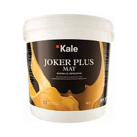 Краска силиконовая JOKER PLUS MAT 7,5 л + 25% воды, фото 1