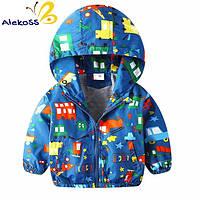 Куртка для мальчика Truck 4T