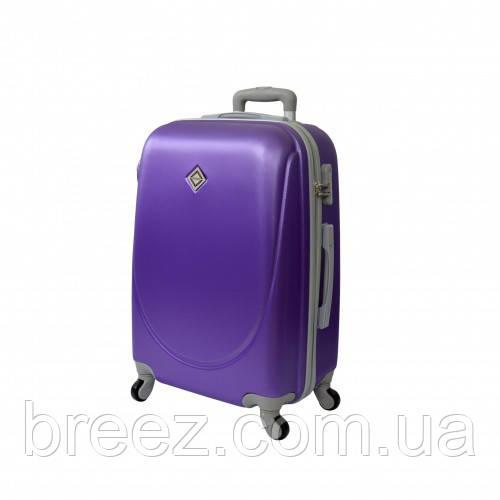 Чемодан ручная кладь Neo мини фиолетовый purple 612