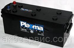 Акумулятор автомобільний Plazma 6СТ-140 Аз Original