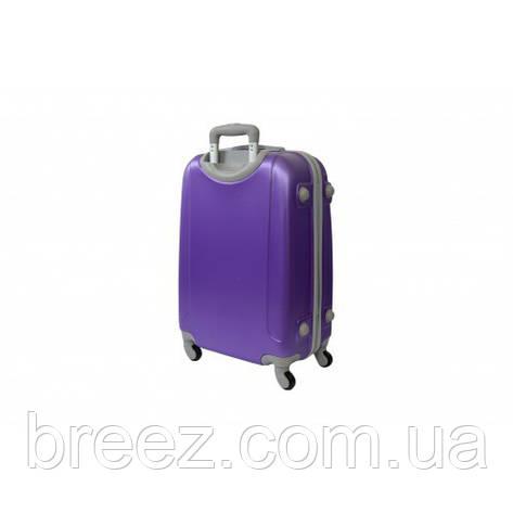 Чемодан ручная кладь Neo мини фиолетовый purple 612, фото 2