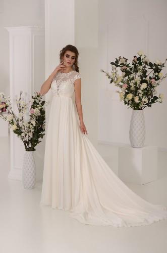 4d893d8f7ba Свадебное платье Ампир в греческом стиле - Магазин