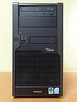 Системный блок, Компьютер, ПК 4 ядра Fujitsu Siemens Q8400 4Gb ОЗУ 160 HDD