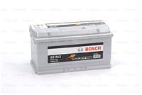 Аккумуляторная батарея S5 ПРАВ [+] 12V 100AH 830A BOSCH 0092S50130