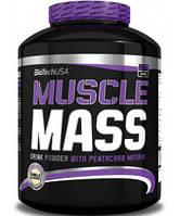 Гейнер BioTech USA Muscle Mass 2270g