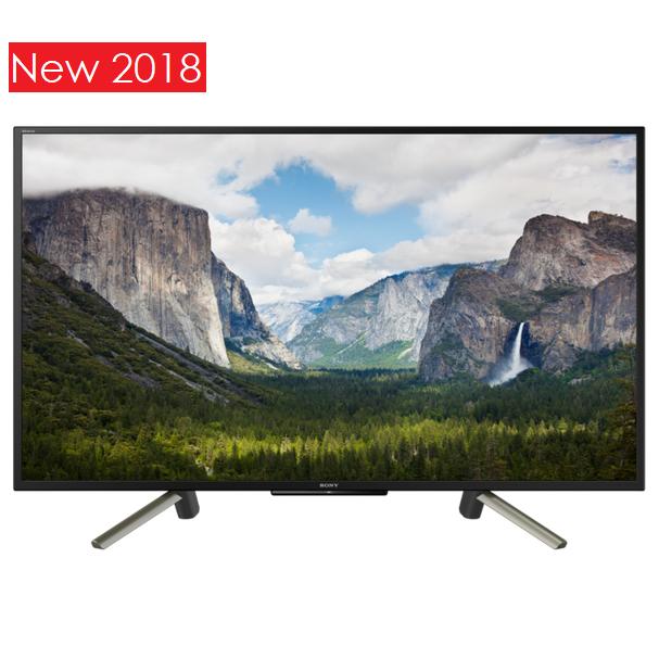 Телевизор Sony KDL-43WF665 (FullHD, MXR400Гц,Smart, HDR10, HLG, X-RealityPRO, Live Colour, 10Вт, DVB-C/Т2/S2)