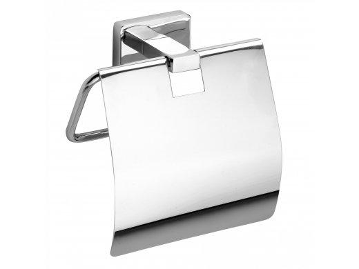BEMETA NIKI: Держатель туалетной бумаги с крышкой