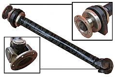 Вал карданный передний в сборе с подвесным подшипником и длинной базой 1640 мм VEER AS PROPELLER SHAFY W/C/BRNG 264141110105LONG