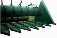 Приспособление для уборки подсолнечника ПС-6
