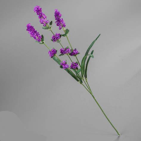 Искусственные цветы лаванды., фото 2