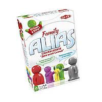 Alias Family дорожный (укр), настольная игра
