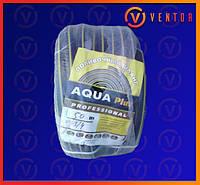 """Шланг поливочный Aqua Plus  3/4"""" 50 м"""