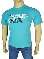 Стильная мужская футболка размер ХL 0250С, фото 1