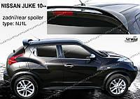 Спойлер козырек Nissan Juke (2010-)