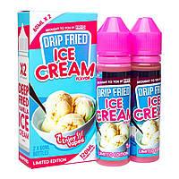 Drip Fried Ice Cream - никотин 3 мг., 60 мл. VG/PG 70/30