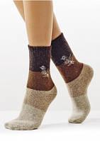 Женские носки MARILYN махровые шерстяные