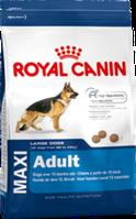 Royal Canin MAXI ADULT 4кг корм для собак крупных размеров в возрасте старше 15 месяцев