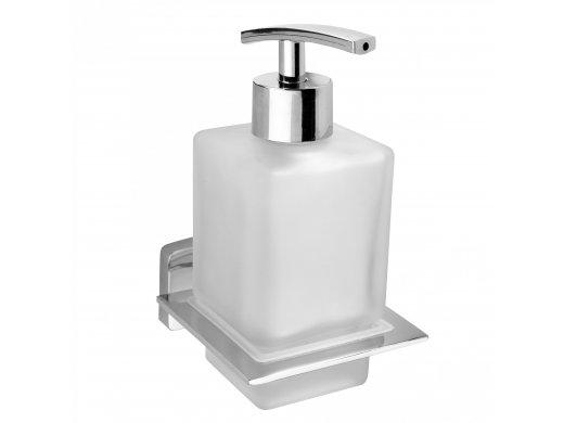 BEMETA NIKI: Настенный дозатор для жидкого мыла (стекло)