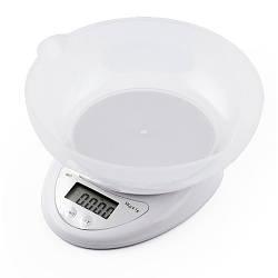 Ваги B05, 5кг (1г), чаша (електронні ваги)