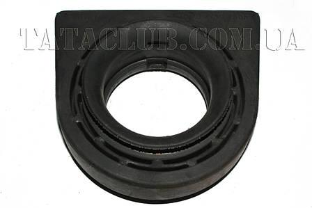 Обойма подвесного подшипника карданного вала резиновая (613 EI,613 EII, 613 EIII) TATA Motors / RUBBER HSG 257341307505