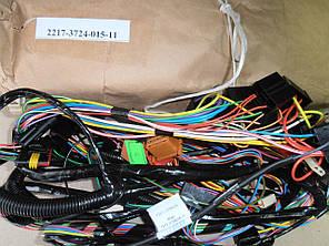 Жгут моторного отсека Газ-2217,3302,3221.406дв.2217-3724 015-11(2003-2006г.вып.) , фото 2