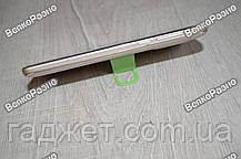 Универсальная мини складная пластиковая подставка для мобильного телефона салатового цвета, фото 3
