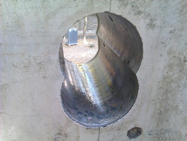 Алмазное сверление отверстий 3