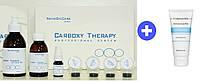 Набор Карбокситерапии NANoBioCARE + Уход Для Чувствительной кожи лица