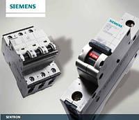 5SL61, 5SL62, 5SL63, 5SP43 - автоматические выключатели SIEMENS