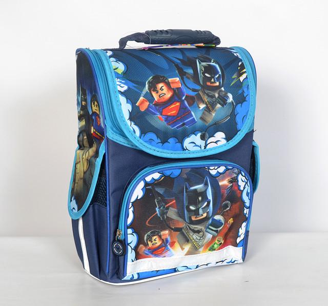 """Школьный ранец """"SMILE LEGO HERO 988347"""""""