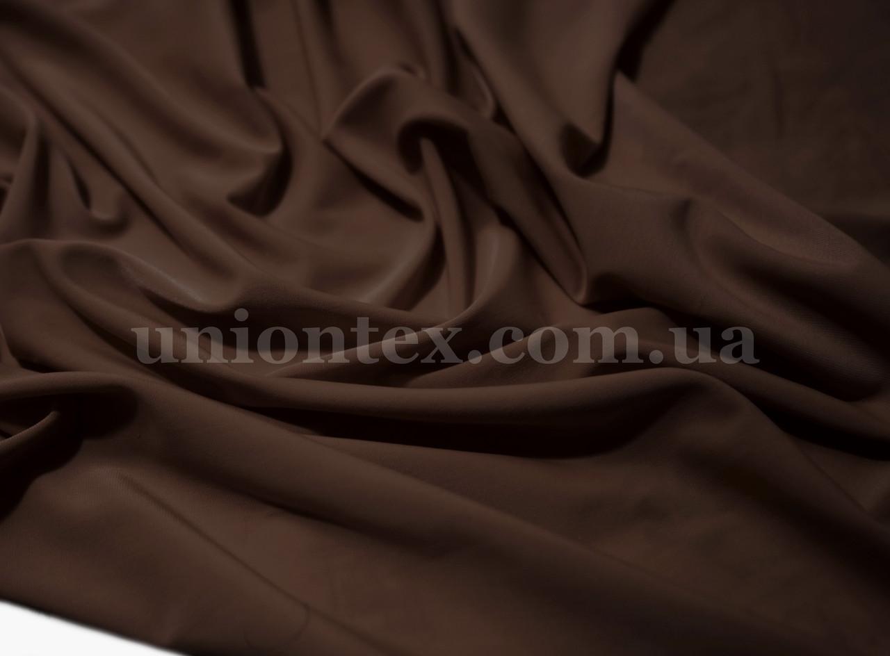 Микромасло трикотаж шоколад