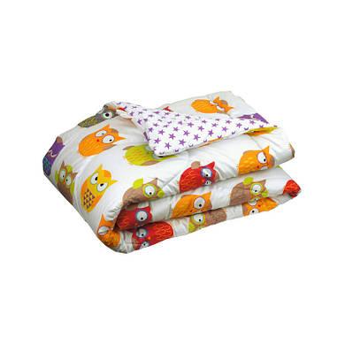 """Силиконовое одеяло """"Совы"""" 140х205 см (321.137Сови)"""