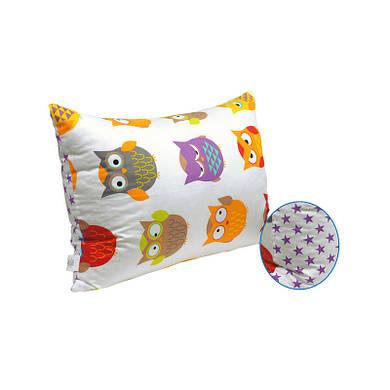 """Силиконовая подушка """"Совы"""" 50х70 см (310.137Сови)"""