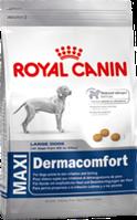 Royal Canin MAXI DERMACOMFORT 3кг корм для собак крупных размеров склонных к раздражениям кожи