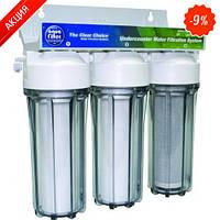 Фильтры под кухонную мойку Aquafilter FP3-K1