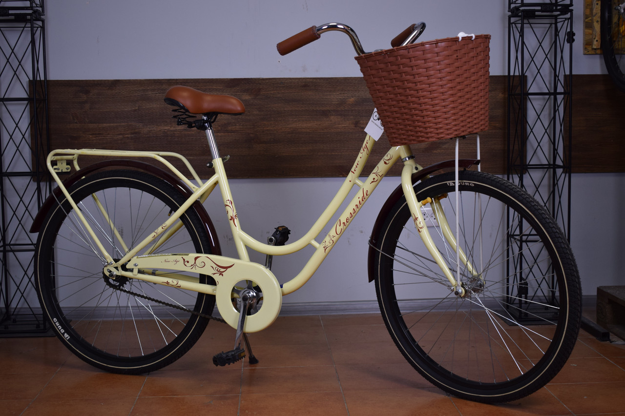 "Дамский велосипед 26"" Crossride New Age (Ardis)"