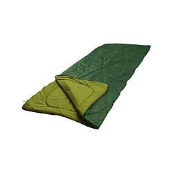 Спальный мешок демисезонный 702.52M зеленый (702.52М_зелений)