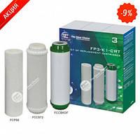 Комплекты сменных картриджей для систем под мойку и систем ОО Aquafilter FP3-K1-CRT