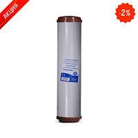 Картриджи со смесью антрацитного угля и угля скорлупы кокосовых орехов  FCCB20BB (Aquafilter)