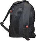 Рюкзак спортивний чорний (40*28*13), фото 2