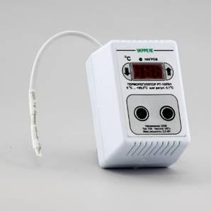 Терморегулятор  РТУ-10/П-NTC-K розеточного типа