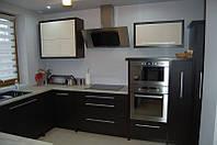 Кухня П-образрая ДСП, фото 1