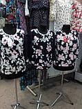 Женская блуза в цветочный принт, фото 2