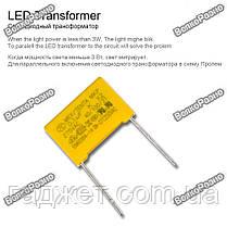 Сенсорный выключатель Sesoo. Трехлинейный сенсорный выключатель Sesoo золотого цвета., фото 3