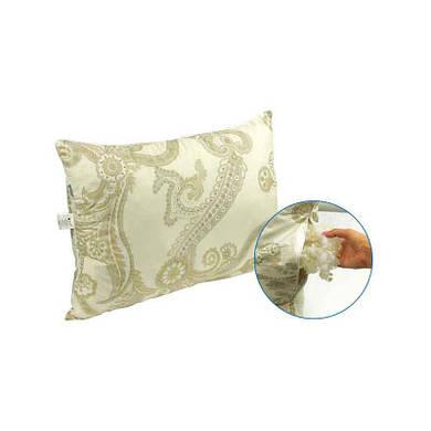 """Шерстяная подушка """"LUXURY"""" на молнии 50х70 см (310.11ШНУ)"""