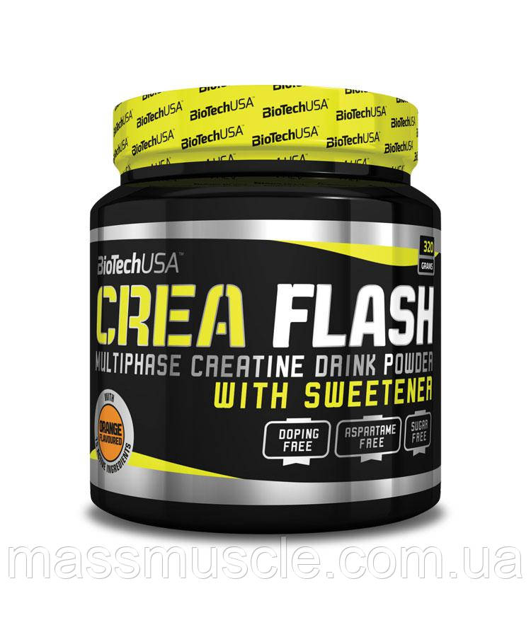 Креатин BioTech USA Crea Flash ZERO 300g