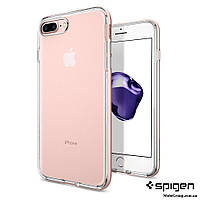Чехол Spigen для iPhone 7Plus Neo Hybrid Crystal, Rose Gold, фото 1
