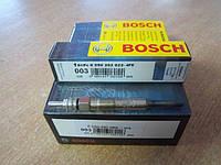 Свеча накала Volkswagen Caddy, LT, Audi, Skoda (под колпачек) 0250202022 Bosch