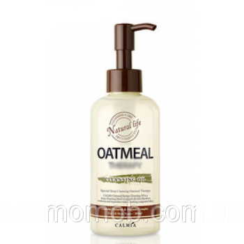 Гидрофильное масло Calmia Oatmeal Therapy Cleansing Oil, 210ml
