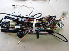 Жгут панели приборов 3302  Евро-0.3302 3724 025-21 (2007г.вып.)
